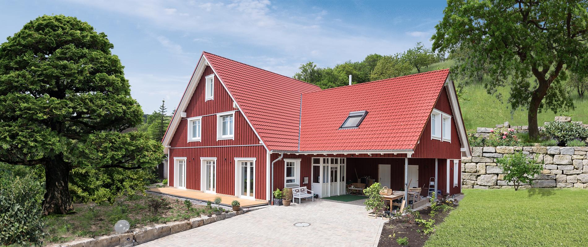 Begehrte Holzhäuser
